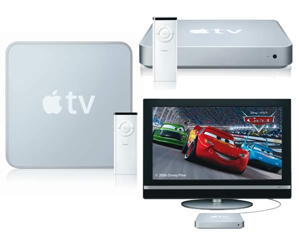 apple tv big