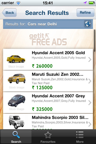 getit iphone app