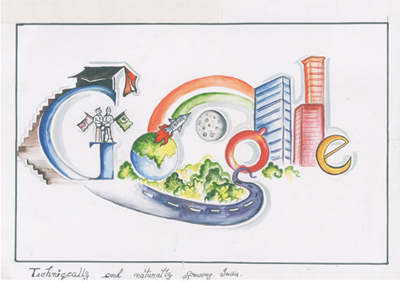 google doodle competition