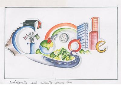 google doodle competition