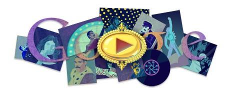 freddie google doodle