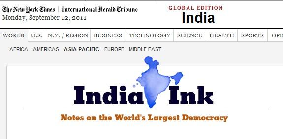 india ink