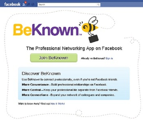 be known app