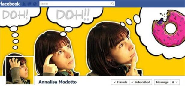 annalisa facebook timeline cover photo