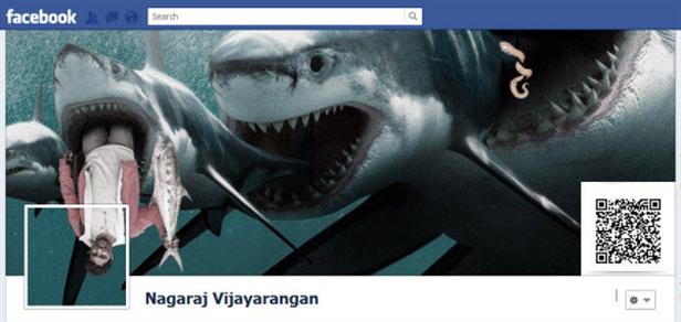 creative facebook timeline cover photo