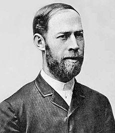 google doodle Heinrich Hertz