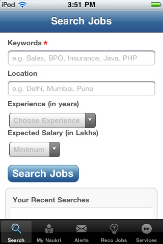 Blog Android: naukri app for android free download
