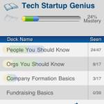 tech startup genius