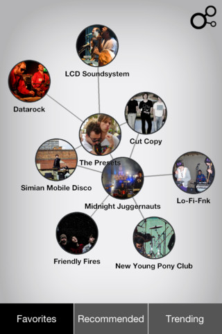 discovr music app iphone