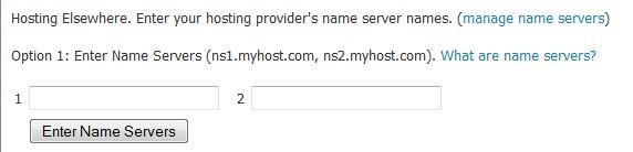 dynadot name servers
