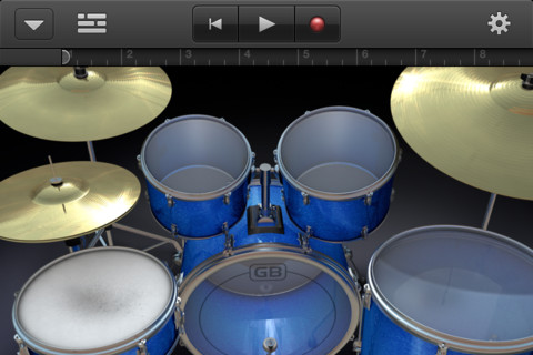 garage band iphone app