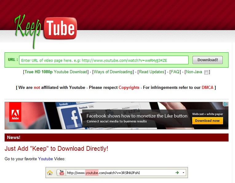 Top 5 Best Websites To Download Youtube Videos in Any Format