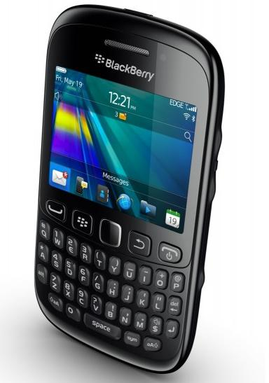 RIM launches BlackBerry Curve 9220 in India at Rs 10,990