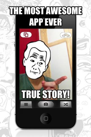 memefier top 6 best meme rage comics iphone apps youngblah