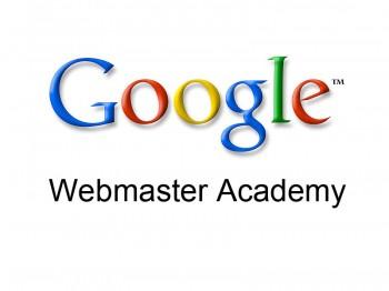 Webmaster-Academy-Google