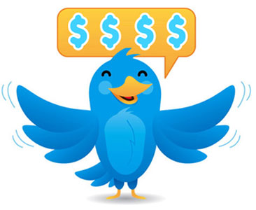 Make money on Twitter