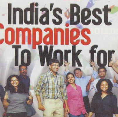 Top Companies To Work For In India