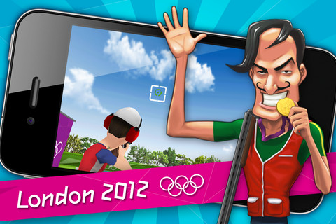london olympics 2012 iphone apps