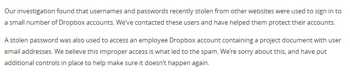 Dropbox Hack