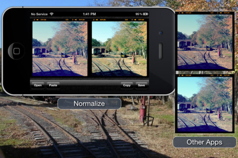Normalize - Remove Instagram Filter From Your Photos