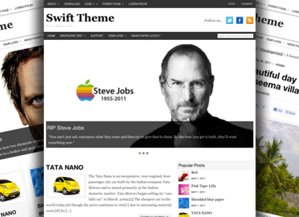 Swift Themes
