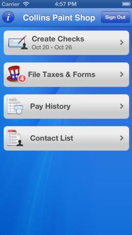 Mobile Payroll